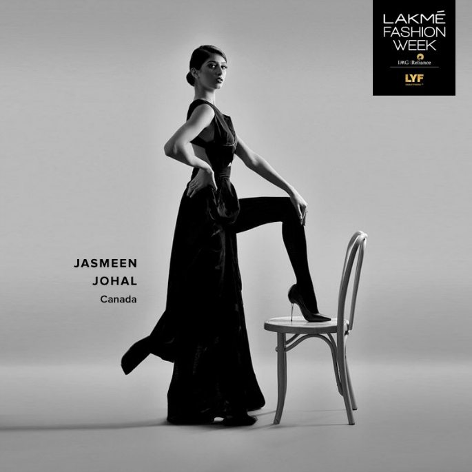 Lakme-Fashion-Week-Meet-Models-Jasmeen-Johal