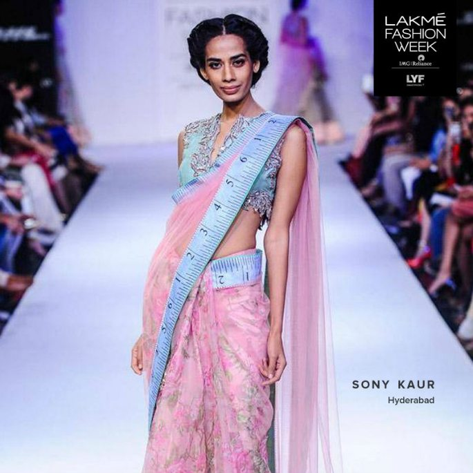 Models - Lakme Fashion Week 4