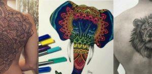 Mandala art Instagram creativee.mind, ilianarose jaicheong