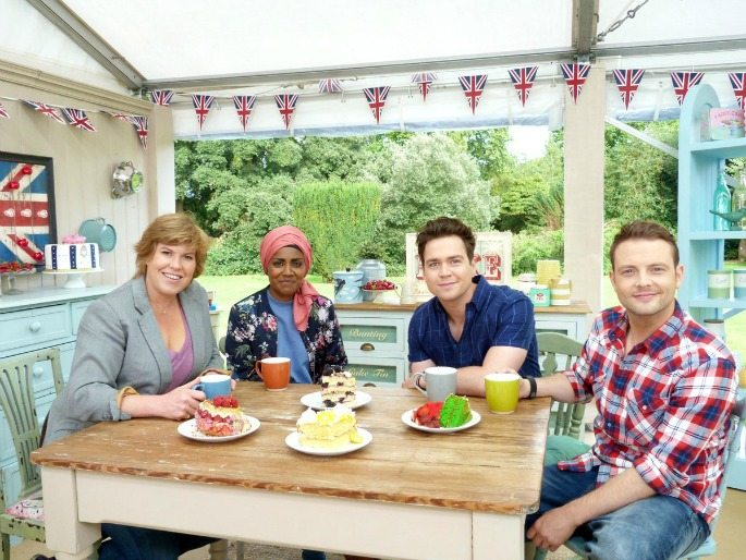 Nadiya Hussain to judge Junior Bake Off