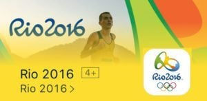 রিও 2016 অলিম্পিক শেষ হয়েছে তবে অ্যাপটি কি?