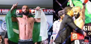 Pakistan's Karim defeats Indian rival in MMA bout