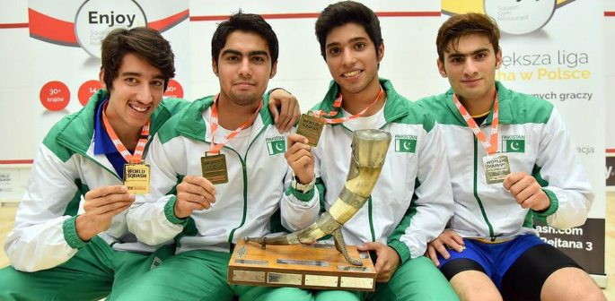 4 Players Who Could Revive Pakistan Squash