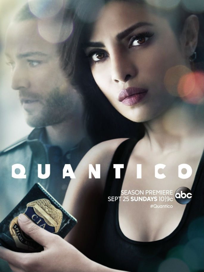 Priyanka Chopra ready for Quantico Season 2