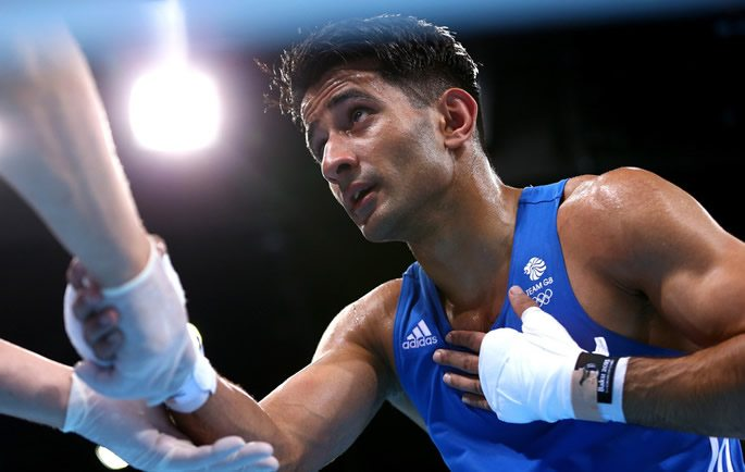 Qais Ashfaq talks Boxing and Rio Olympics 2016