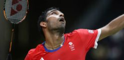 Rajiv Ouseph enters Badminton Quarterfinals in Rio 2016