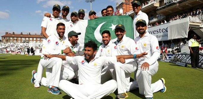 Reaction to Pakistan's Test Win on Independence Day