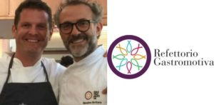 Refettorio Gastromotiva feeds Homeless
