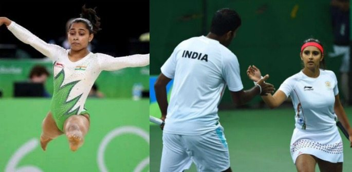 Dipa Karmakar, Sania Mirza and Rohan Bopanna to win India's first Olympic medal at Rio 2016?