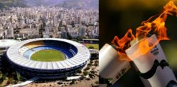 রিও 2016 অলিম্পিক গেমস ~ অঞ্চল এবং স্থান