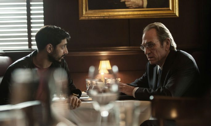 Riz Ahmed takes on Cyber Security in Jason Bourne