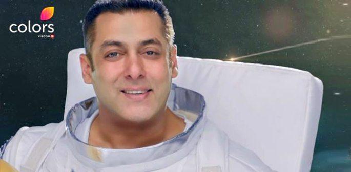 Salman Khan becomes astronaut for Bigg Boss 10 promo
