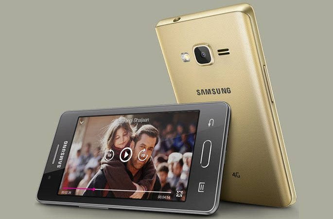 Samsung Z2 launches in India | DESIblitz