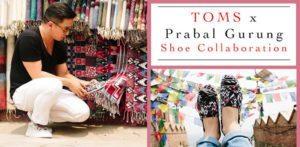 TOMS Prabal Gurung