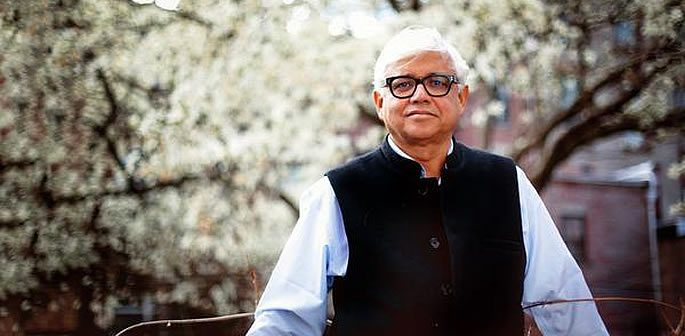 Amitav Ghosh book on Climate Change coming to UK