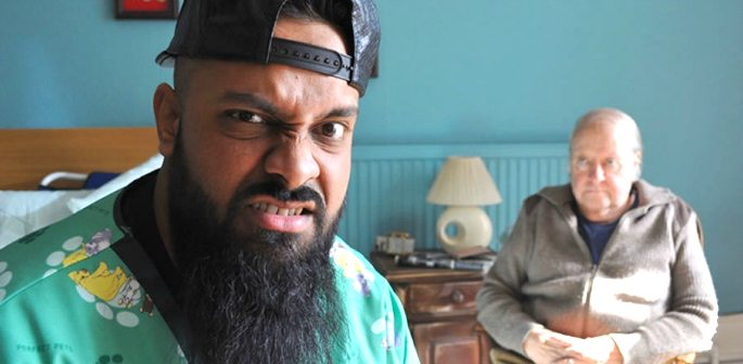 BBC Three comedy created by Guz Khan filmed in Birmingham