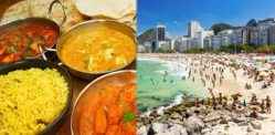 Indian Cuisine not Popular in Rio of Brazil