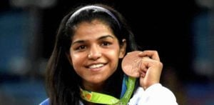 Wrestler Sakshi Malik gets first Rio Medal for India