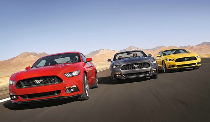 Ford Mustang GT titled Best Selling Sports Car in India