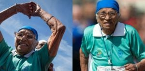 100 Year Old Runner Man Kaur wins Gold in Canada