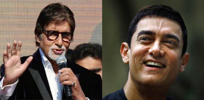 Aamir Khan and Amitabh Bachchan unite in YRF's Thug