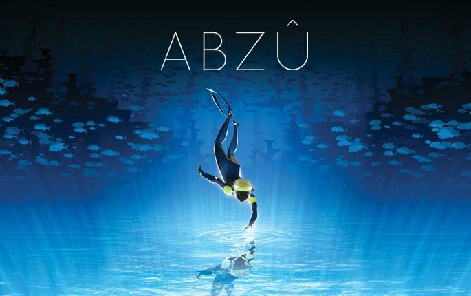 Abzu Top10 Visually Stunning Games