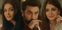 Ae Dil Hai Mushkil title track depicts Pain of Love