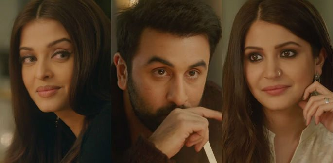 Ae Dil Hai Mushkil first song depicts Pain of Love