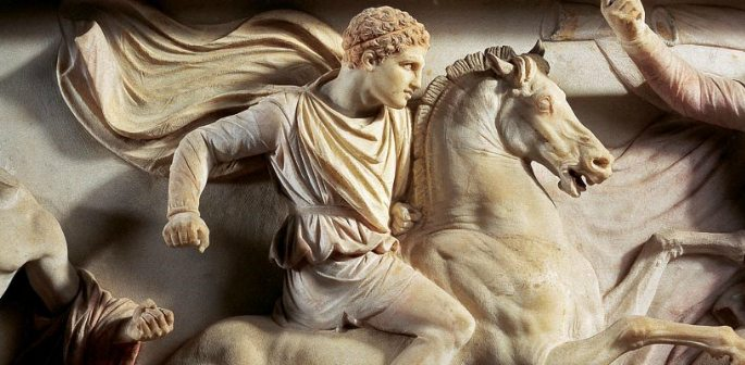 How Alexander the Great influenced South Asia