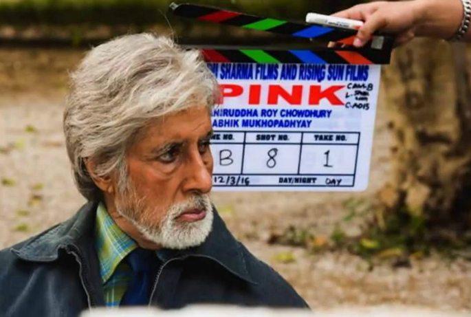 Amitabh Bachchan defends Women in Pink