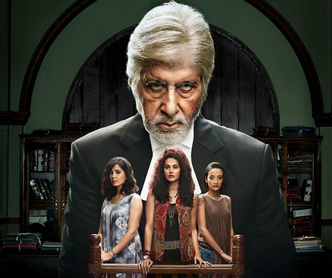 Amitabh Bachchan defends Women in Pink