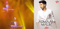 Armaan Malik mesmerises Fans in first UK Concert