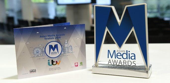 The Asian Media Awards 2016 Finalists
