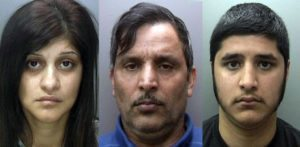 Asian Woman, Ex-Husband and Son Jailed for Murder