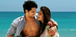 Katrina and Sidharth romance in Baar Baar Dekho