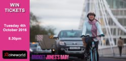 Win Tickets to see Bridget Jones's Baby
