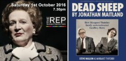 Win Tickets to see Dead Sheep at The REP
