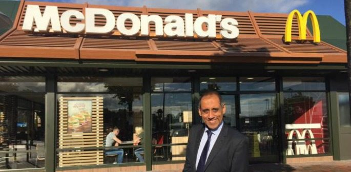 Entrepreneur Pritpal Singh turns Fast-Food Job into Business Empire