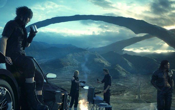 Final Fantasy Top 10 Visually Stunning Games