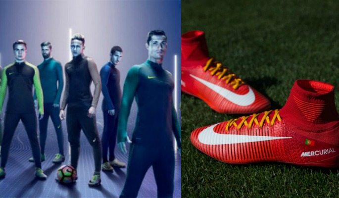 Cristiano Ronaldo will wear Nike's Mercurial Superfly V