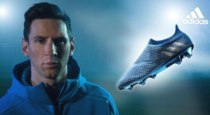 Adidas' Messi 16+ range
