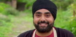 Rav stuns with Pastry Showstopper in Great British Bake Off
