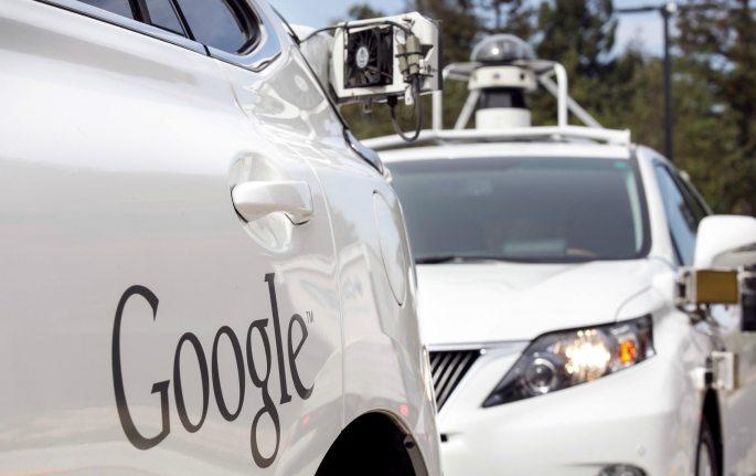 Google Cars will be able to Detect Police