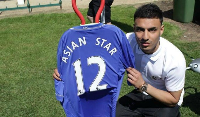 The Kashif Siddiqi Foundation supports Chelsea's Asian Star Initiative