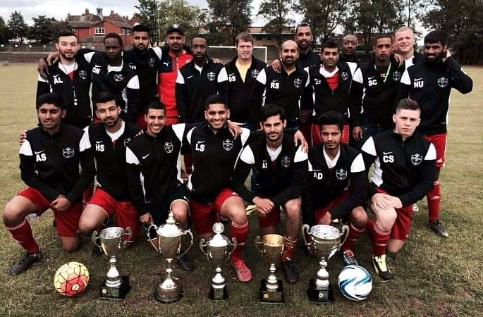 Khalsa Sports FC won four of the five 2015 KFF grassroots tournaments