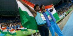 ریو پیرا اولمپکس میں ہائ جمپ میں ہندوستان نے طلائی اور کانسی کا تمغہ لیا
