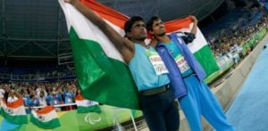 India take Gold and Bronze in High Jump at Rio Paralympics