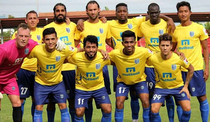 Kerala Blasters have a British connection for the 2016 Indian Super League
