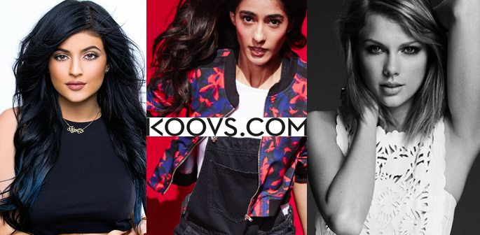 Koovs Website delivers Celebrity Fashion to Indian Youth