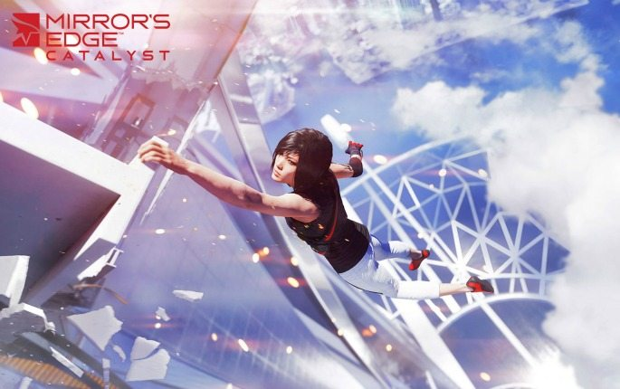 Mirrors Edge Catalyst Top 10 Visually Stunning Games